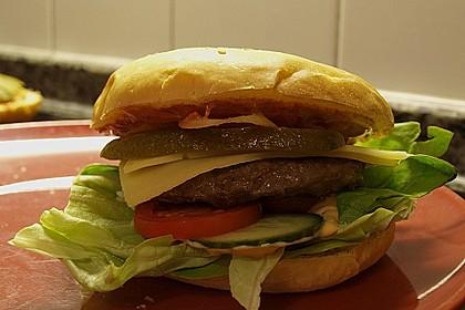 Brötchen für Hamburger 22