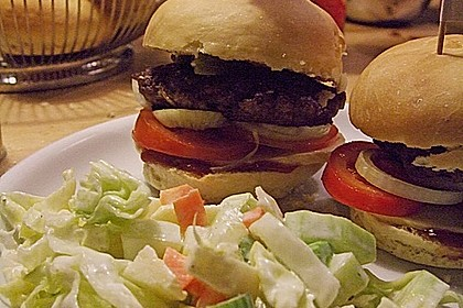 Brötchen für Hamburger 51