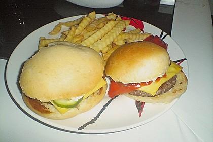Brötchen für Hamburger 75