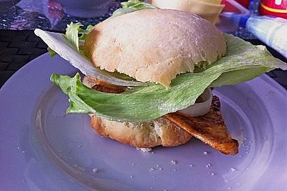 Brötchen für Hamburger 111