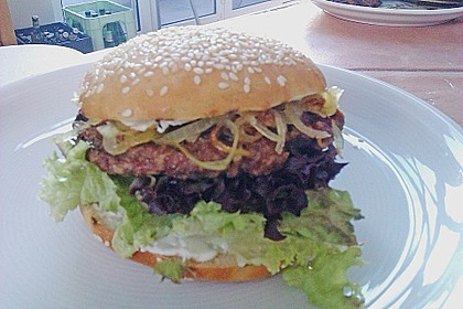 Brötchen für Hamburger 98