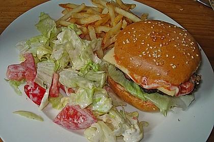 Brötchen für Hamburger 26