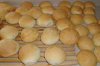 Brötchen für Hamburger 129