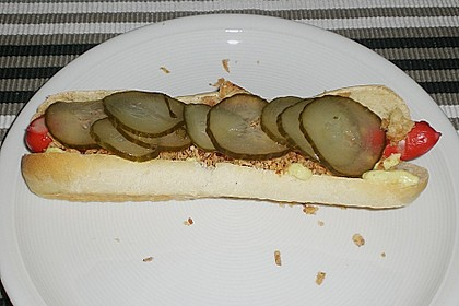 Brötchen für Hamburger 126