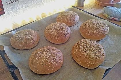 Brötchen für Hamburger 67