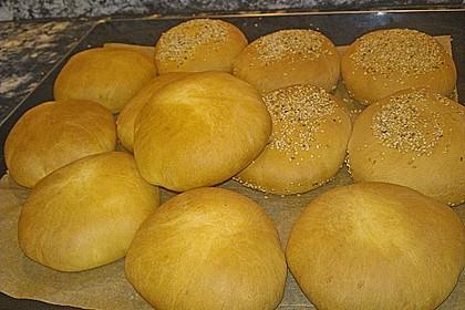 Brötchen für Hamburger 142