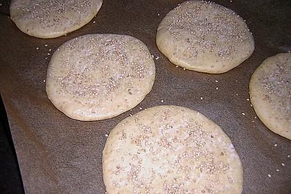 Brötchen für Hamburger 193