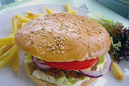 Brötchen für Hamburger 116