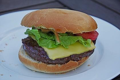 Brötchen für Hamburger 43