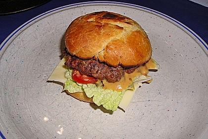 Brötchen für Hamburger 80