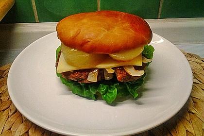 Brötchen für Hamburger 36