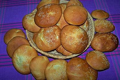 Brötchen für Hamburger 113