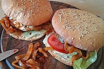 Brötchen für Hamburger 178