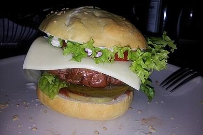 Brötchen für Hamburger 65
