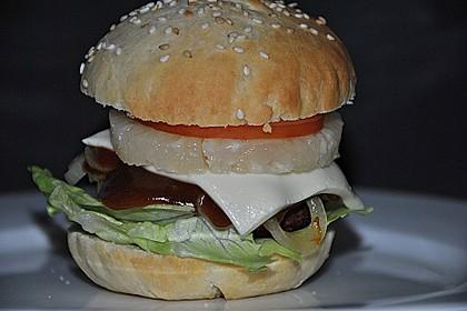 Brötchen für Hamburger 32