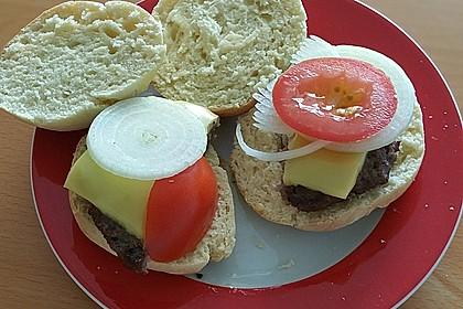 Brötchen für Hamburger 35
