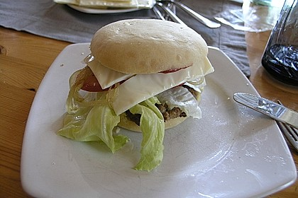 Brötchen für Hamburger 108