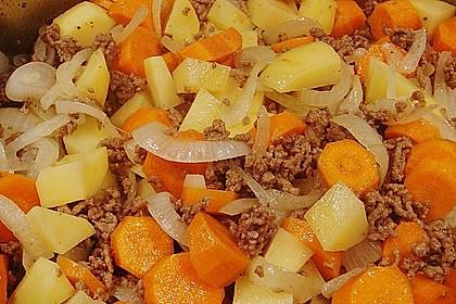 Hackfleisch - Kartoffeltopf 11
