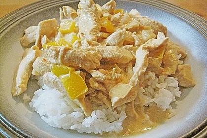 Hähnchen mit Reis 64