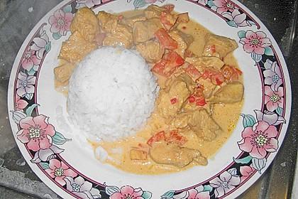 Hähnchen mit Reis 61