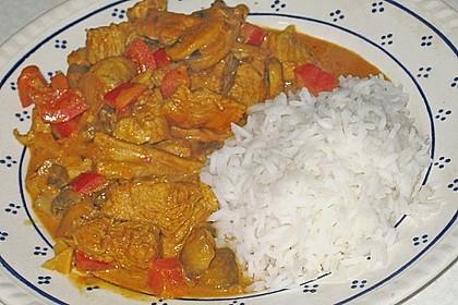 Hähnchen mit Reis 55