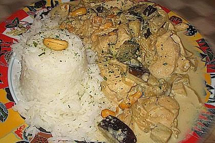 Hähnchen mit Reis 77