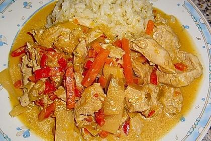 Hähnchen mit Reis 41