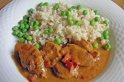 Hähnchen mit Reis 15