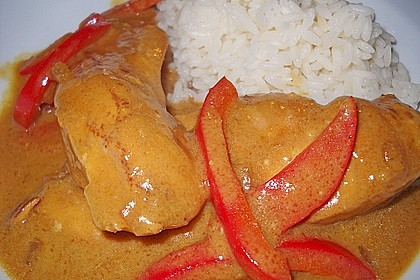 Hähnchen mit Reis 45