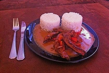 Hähnchen mit Reis 71