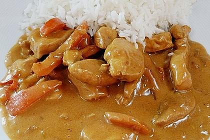 Hähnchen mit Reis 5