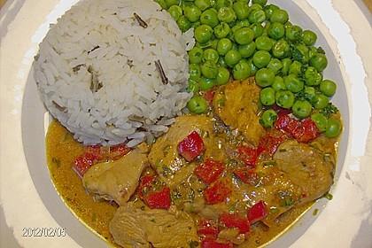 Hähnchen mit Reis 16