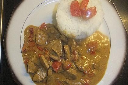 Hähnchen mit Reis 53