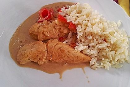 Hähnchen mit Reis 32