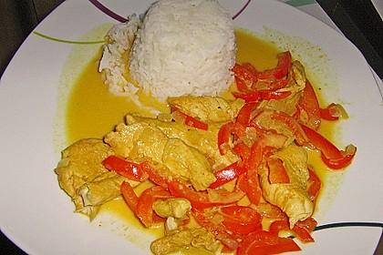 Hähnchen mit Reis 58