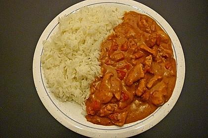 Hähnchen mit Reis 30