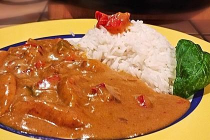 Hähnchen mit Reis 87