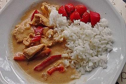Hähnchen mit Reis 39