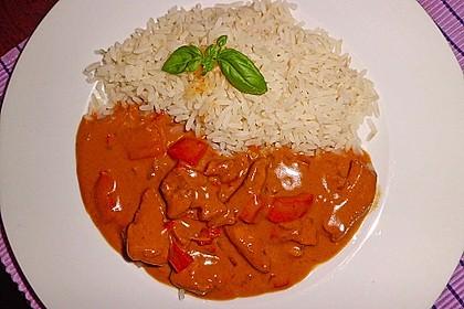 Hähnchen mit Reis 7