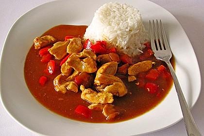 Hähnchen mit Reis 3