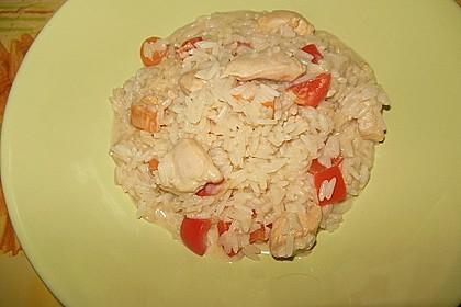 Hähnchen mit Reis 42