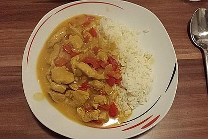 Hähnchen mit Reis 73