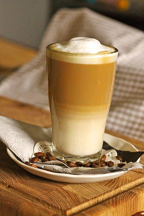 latte macchiato rezept mit bild von hondadiva. Black Bedroom Furniture Sets. Home Design Ideas