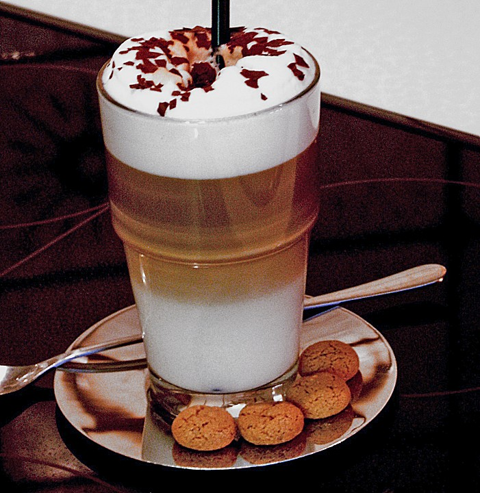 latte macchiato rezept mit bild von hondadiva. Black Bedroom Furniture Sets. Home Design Ideas