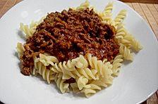Spaghetti Bolognese á la Bernd