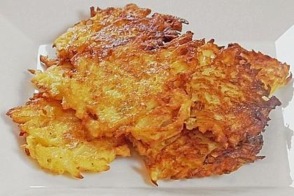 Holländische Kartoffelpuffer 7