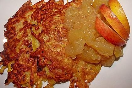 Holländische Kartoffelpuffer