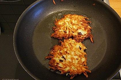 Holländische Kartoffelpuffer 6