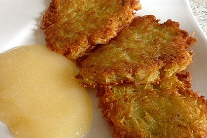 Holländische Kartoffelpuffer 2