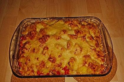 Kartoffelauflauf Mit Paprika